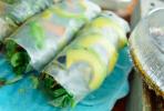 stressaav vårrullar raw food