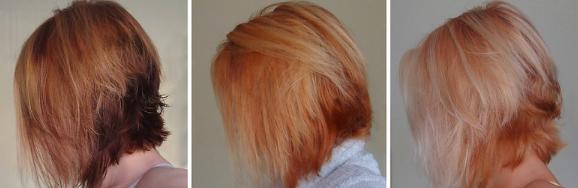 hur får man bort hårfärg
