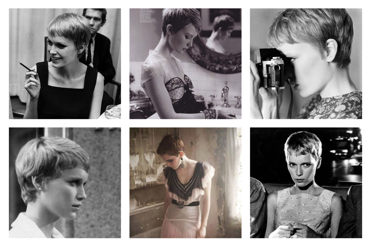 mia farrow pixie hair stressaav