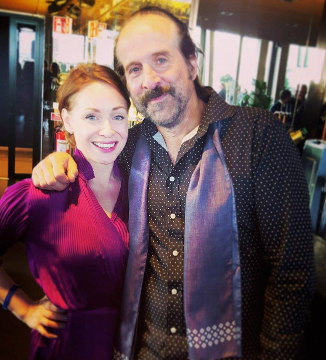 peter stormare tanja dyredand grandcentral mindfulness