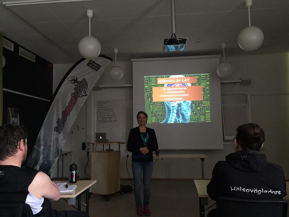 tanja dyredand föreläsare mindfulness coach