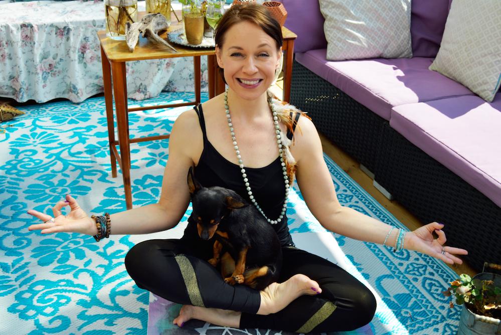 tanja dyredand yoga meditation