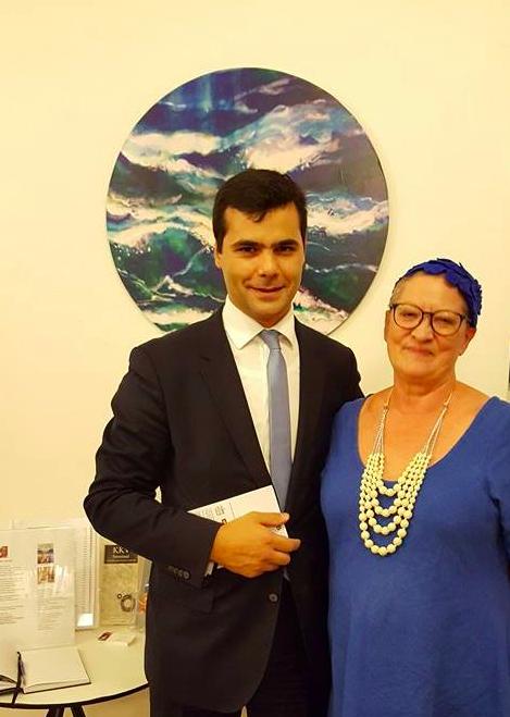 ukrainska ambassadoren aila knuutila finlandsinstitutet