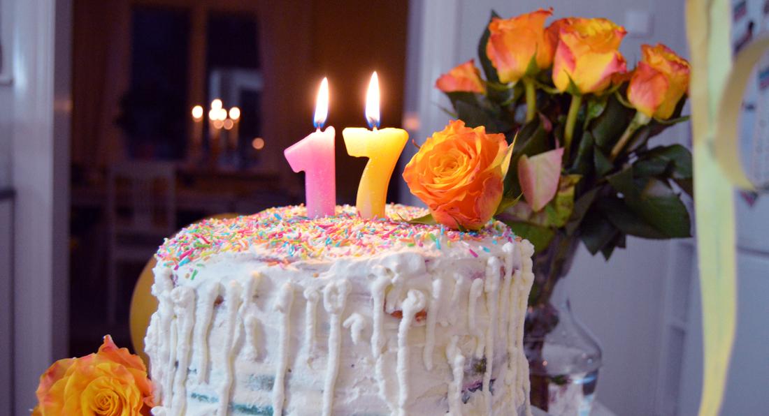 grattis 17 år Grattis älskade Pixie Olivia Eli Li 17 år – StressaAv.nu grattis 17 år