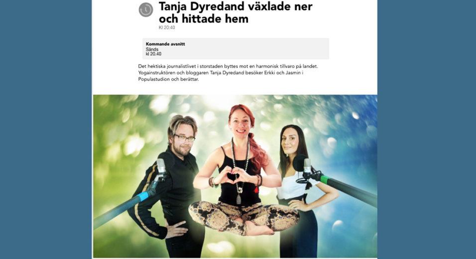 tanja-dyredand-sveriges-radio-intervju-popula-finsk-svensk-ruotsin-suomalainen