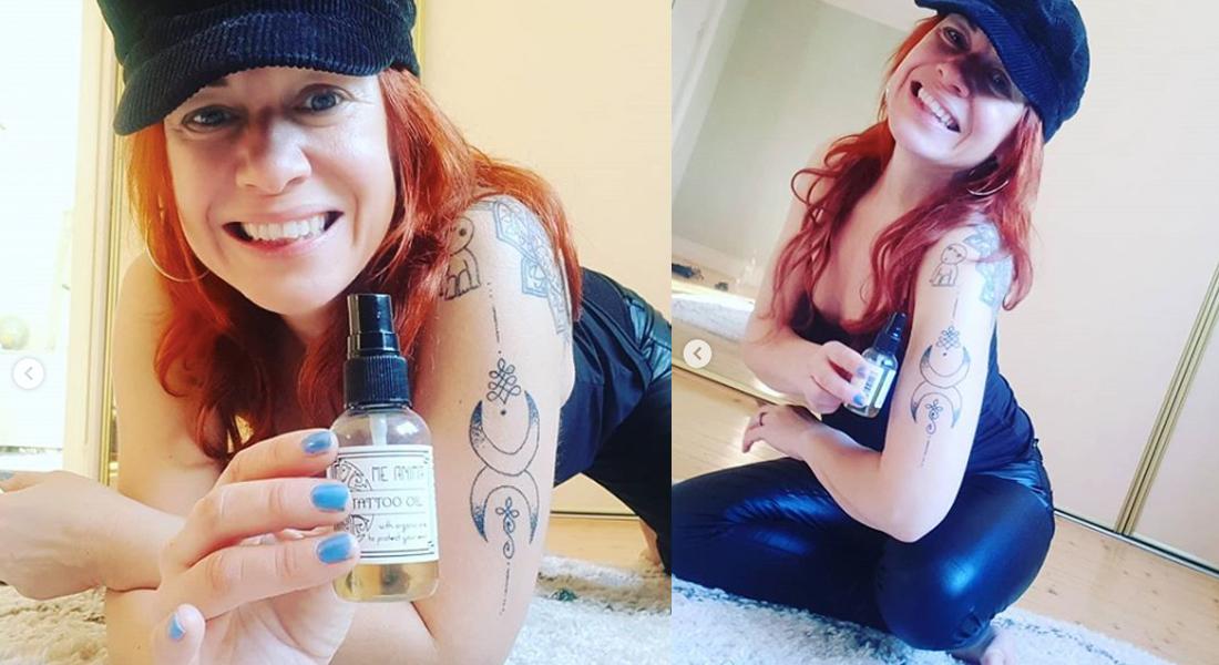 tanja-dyredand-tatueringsolja-vegan