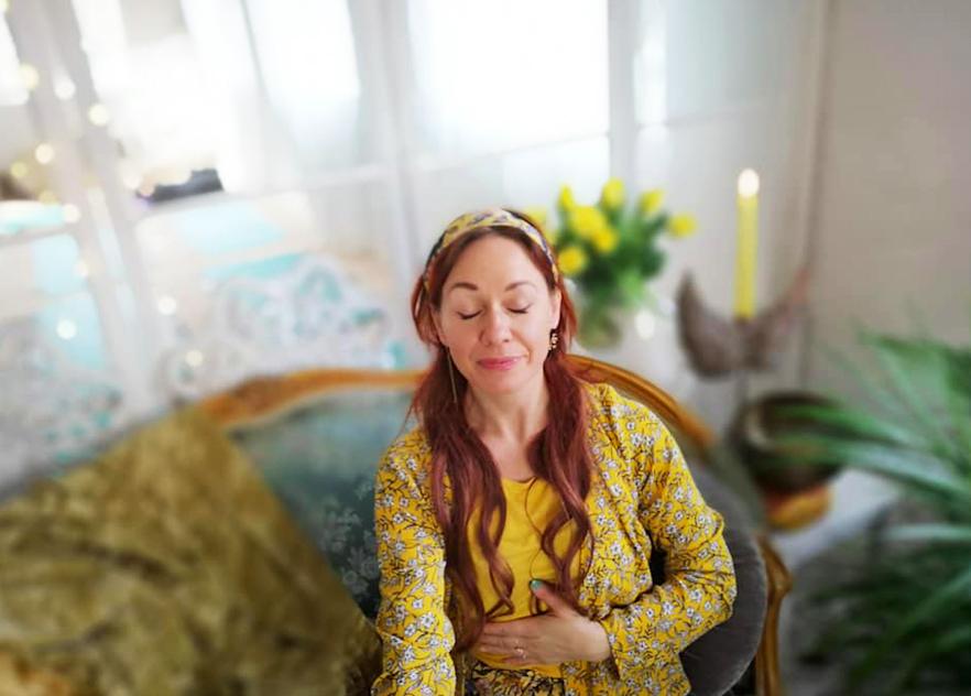 chakra, manipura, lakshmi, eteriska oljor, aromaterapi